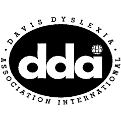 Hoogbloeiers is lid van DDA, Davis Dyslexia Association